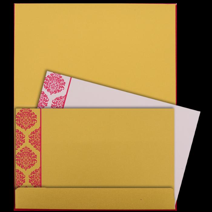 Hindu Wedding Cards - HWC-9035RC - 5