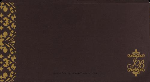 Luxury Wedding Cards - LWC-9007 - 3