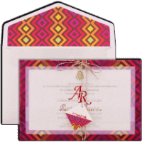 Custom Wedding Cards - CZC-9437