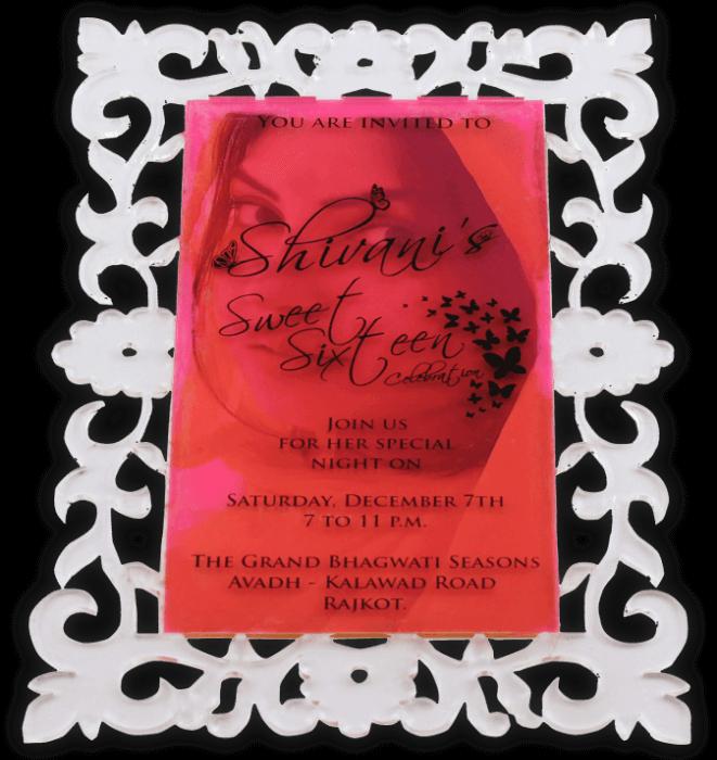 Inauguration Invitations - II-9717