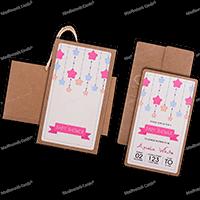 Custom Wedding Cards - CZC-8826