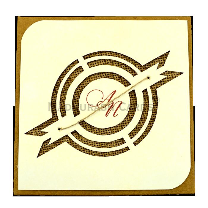 test Custom Wedding Cards - CZC-9405