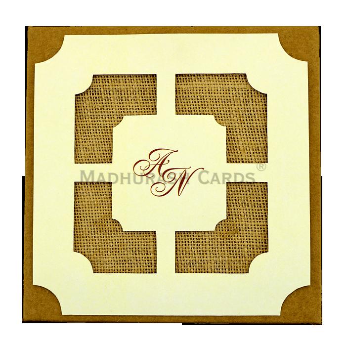 Custom Wedding Cards - CZC-9404 - 3
