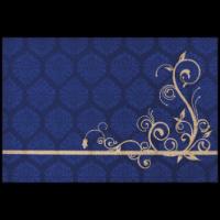 Muslim Wedding Cards - MWC-9116BG