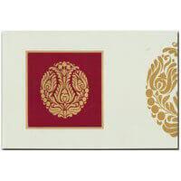 Muslim Wedding Cards - MWC-9052R