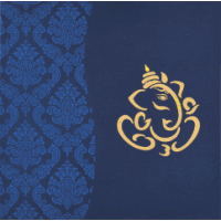 Hindu Wedding Cards - HWC-9033BG