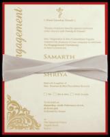 Birthday Invitation Cards - BPI-9741R