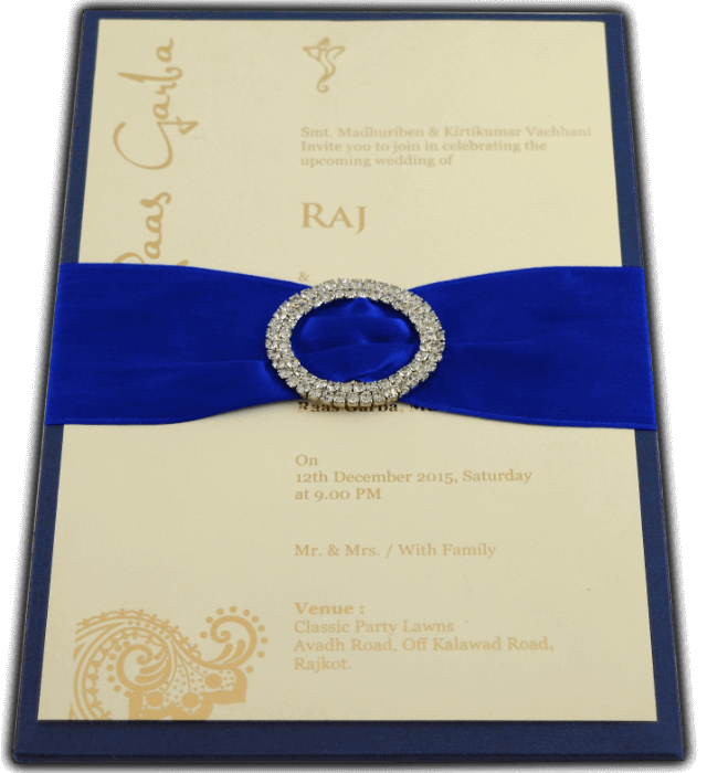 Inauguration Invitations - II-9709B