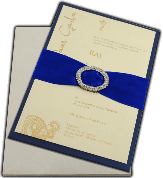 Inauguration Invitations - II-9709B - 4