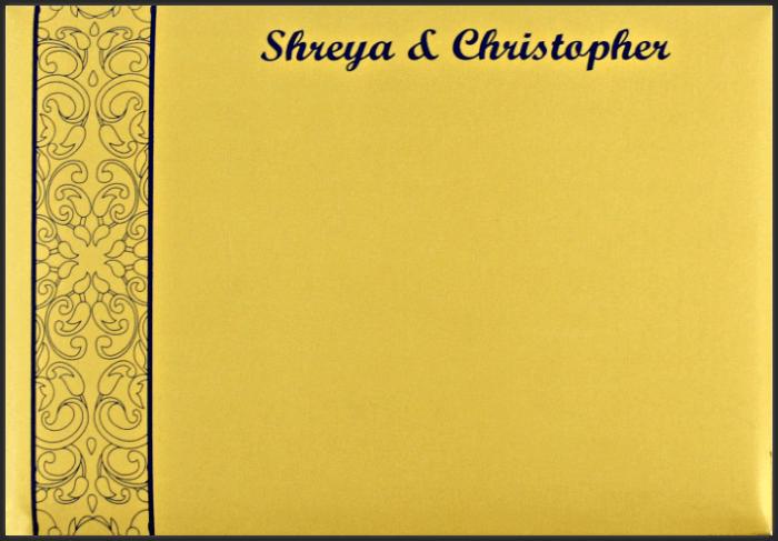Hindu Wedding Cards - HWC-9110 - 3