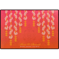 Sikh Wedding Cards - SWC-9078