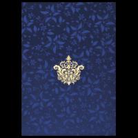 Muslim Wedding Cards - MWC-9113BG
