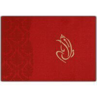 Sikh Wedding Cards - SWC-9111MG