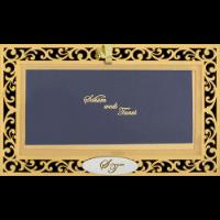 Luxury Wedding Cards - LWC-9002