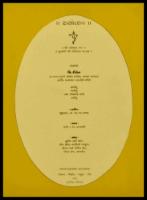Engagement Invitations - EC-9711
