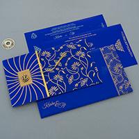 Designer Wedding Cards - DWC-17091