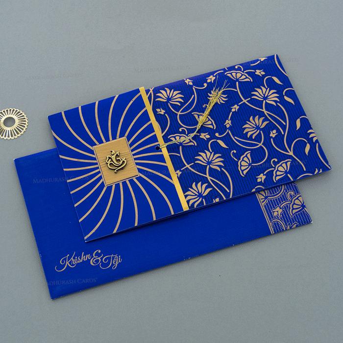 test Designer Wedding Cards - DWC-17091