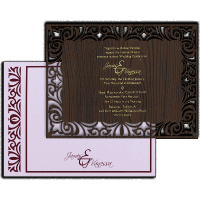Bridal Shower Invitations - BSI-9729