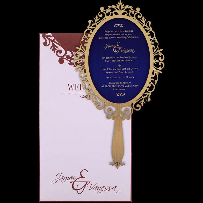 test Bridal Shower Invitations - BSI-9718
