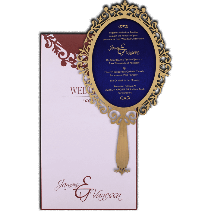 test Inauguration Invitations - II-9718