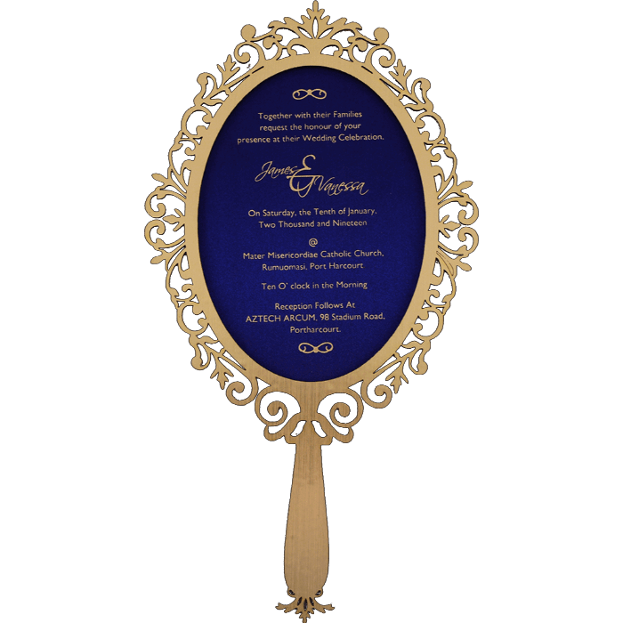 Inauguration Invitations - II-9718 - 3