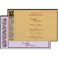Inauguration Invitations - II-9734