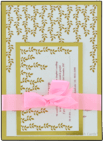 Muslim Wedding Cards - MWC-9534