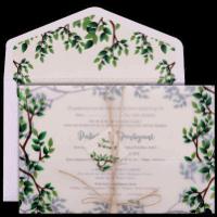 Designer Wedding Cards - DWC-9484