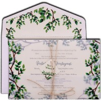 Custom Wedding Cards - CZC-9460