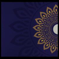 Muslim Wedding Cards - MWC-9054BC