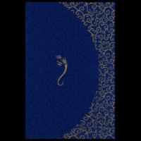 Designer Wedding Cards - DWC-9055BC