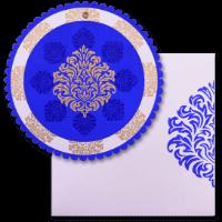 Sikh Wedding Cards - SWC-9060BC