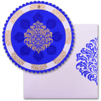 Designer Wedding Cards - DWC-9060BC