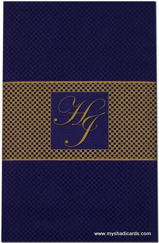 Fabric Invitations - FWI-7433I