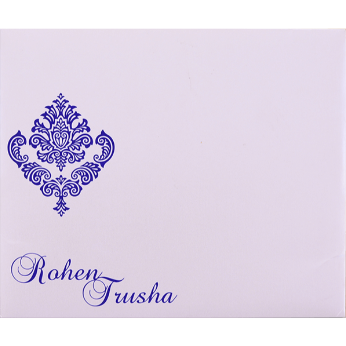 Muslim Wedding Cards - MWC-9067 - 3