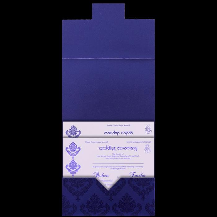 Muslim Wedding Cards - MWC-9067 - 5