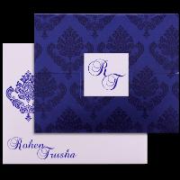 Hindu Wedding Cards - HWC-9067