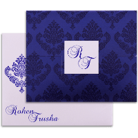 Sikh Wedding Cards - SWC-9067