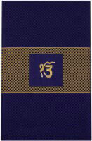 Fabric Wedding Cards - FWI-7433S