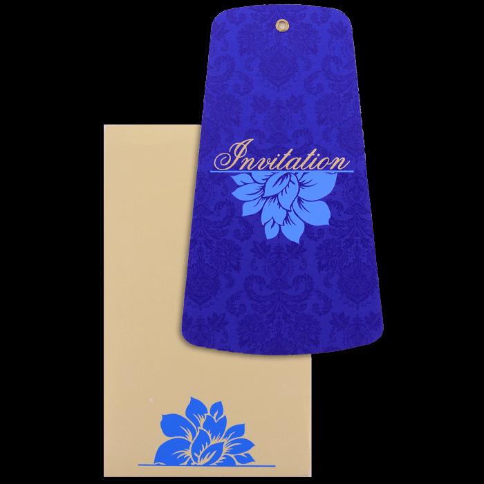 Hindu Wedding Cards - HWC-9065 - 5