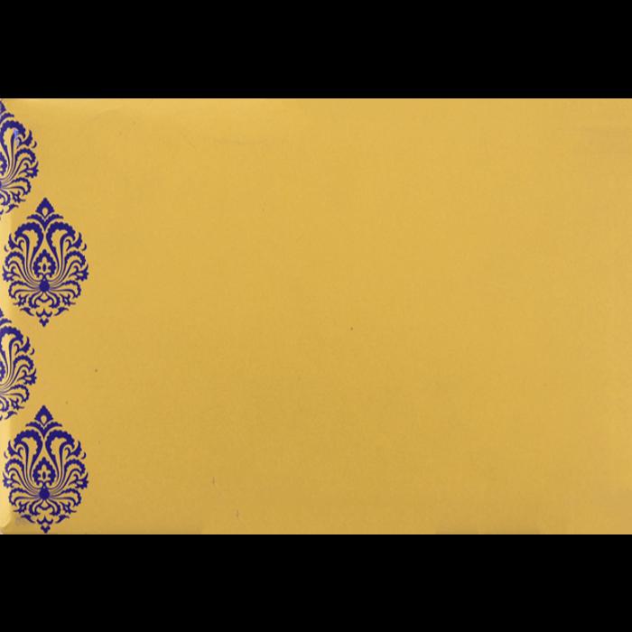 Muslim Wedding Cards - MWC-9117BG - 3