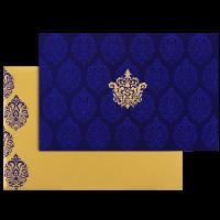 Hindu Wedding Cards - HWC-9117BG