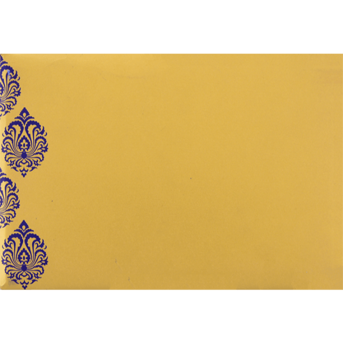 Hindu Wedding Cards - HWC-9117BG - 3