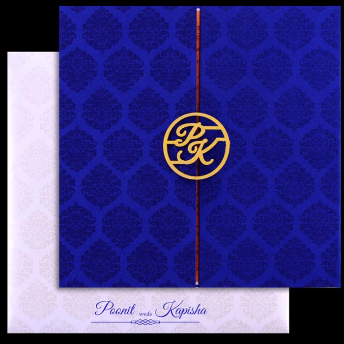 test Fabric Wedding Cards - FWI-9436
