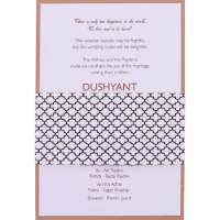 Bar & Bat-Mitzvah Invites - BBMC-9522
