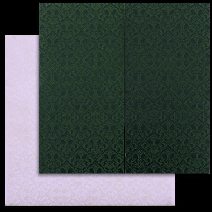 Muslim Wedding Cards - MWC-9049GC