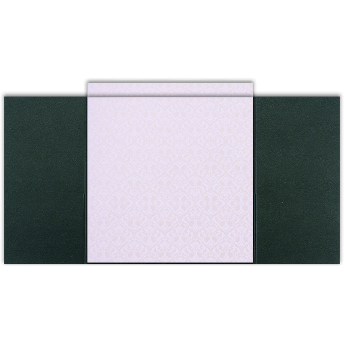 Muslim Wedding Cards - MWC-9049GC - 5