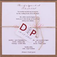 Engagement Invitations - EC-9494