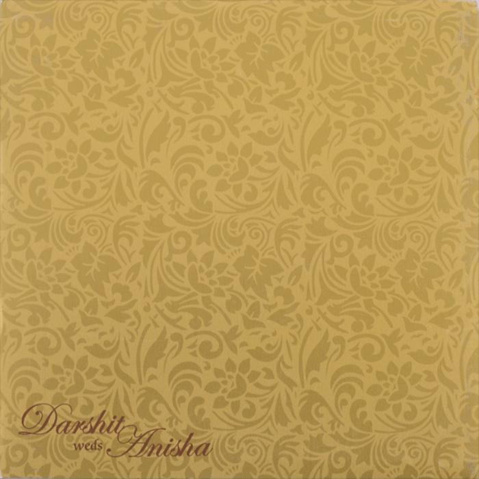 Fabric Wedding Cards - FWI-7447I - 4
