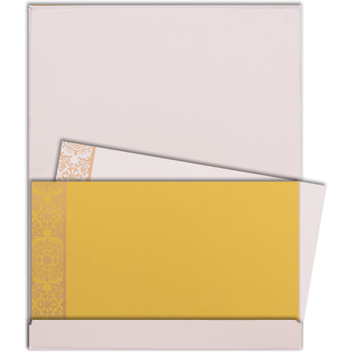 Hindu Wedding Cards - HWC-7331 - 5
